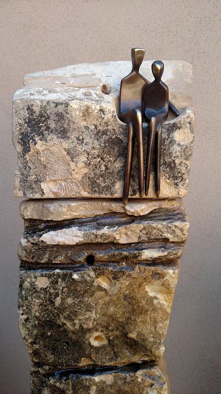 Bronze-Figures